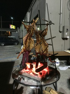 Roasted Goat