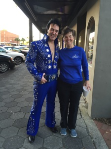 Elvis Festival in Brunswick, GA