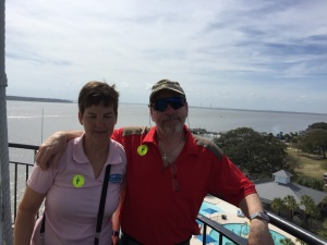 At the St. Simons Lighthouse