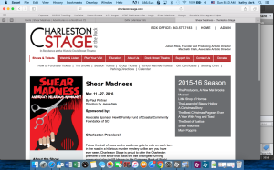 Shear Madness comes to the Dock Street Theater