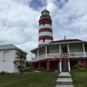 Hopetown Lighthouse (Abacos)