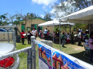 School Fair on Cat Island