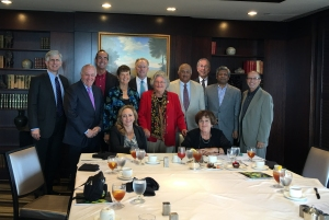 Luncheon for former Chairmen of the Northern Virginia Technology Council.